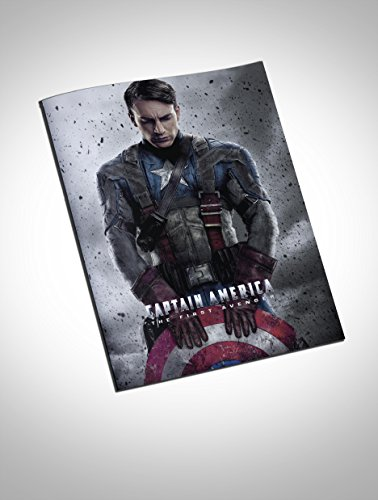 Price comparison product image Captain America The First Avenger Booklet for BluRay Steelbook Movie Fan