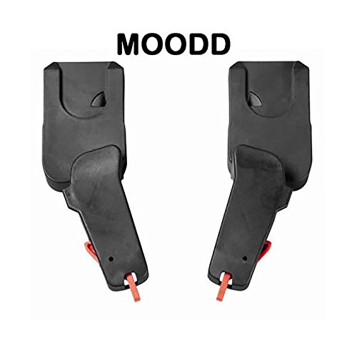 Quinny Moodd adapters FOR MAXI COSI CARSEAT AND FOLDING CARRY COT