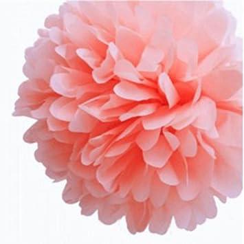Vktech 10 Stk. Hochzeit Papier Blumen Kugel Party Dekoration DIY ...