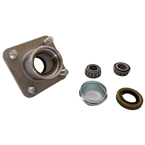 (Golf Cart Aluminum Front Hub and Bearing Club Car 1011892 DS)