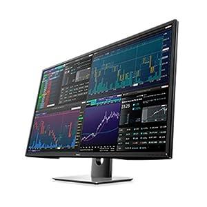 Dell Multi-Client Monitor P4317Q - 43-inch Ultra 4K 3840 x 2160, DisplayPort HDMI USB 3.0 RS232 by DELL MONITORS
