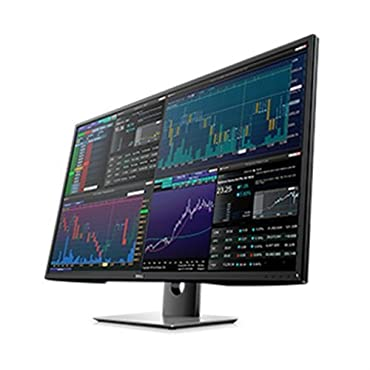 Dell P4317Q Multi-Client Monitor 43 Ultra 4K Monitor with DisplayPort, HDMI, USB 3.0