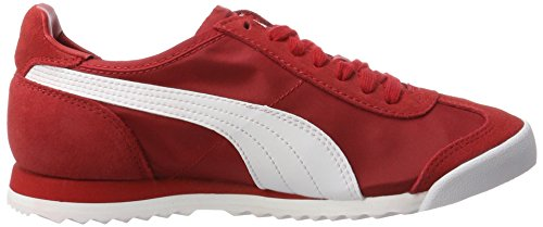 Nylon 03 Mixte 03 Roma Sneakers Basses Barbados OG Cherry Adulte Rouge Cherry Barbados Puma EUf4qpwW
