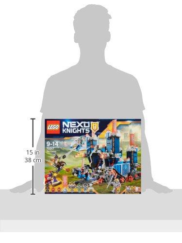 Jual Lego Nexo Knights 70317 Fortrex Die Rollende Festung