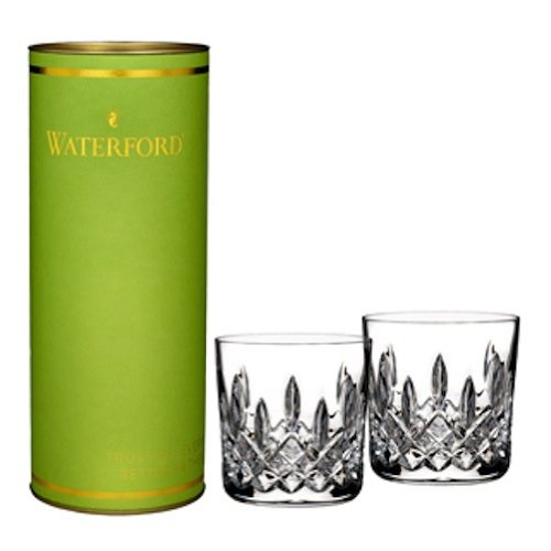 Waterford Crystal Giftology Lismore 9oz Tumbler, Pair -