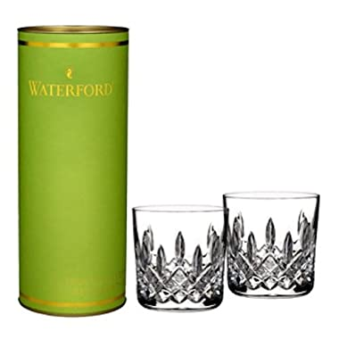 Waterford Crystal Giftology Lismore 9oz Tumbler, Pair