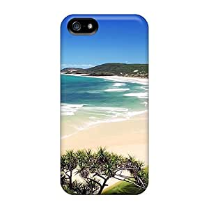 Iphone 5/5s Case Slim [ultra Fit] Sunny Beach Protective Case Cover