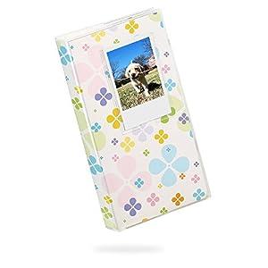 84 Pockets 3-inch Photo Album for HP Sprocket Portable Photo Printer/ Polaroid ZIP Mobile Printer/ Polaroid Snap Instant Digital Camera Film