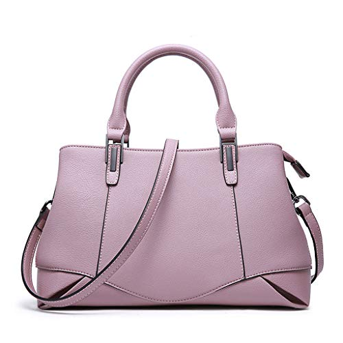 bandoulière à option sac Pink coréenne Bag mode de femme Messenger Sac à main PU multicolore en 6YTxWfw