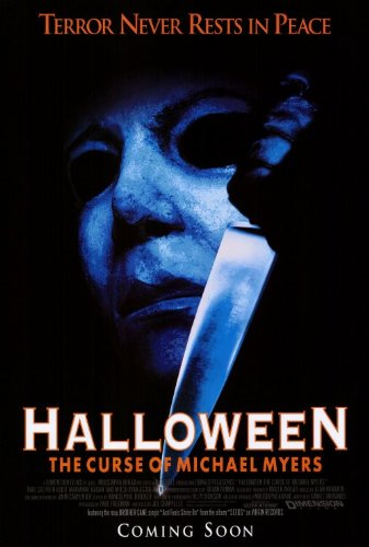 (Halloween 6: The Curse of Michael Myers 27 x 40 Movie Poster - Style)