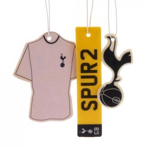 Car Air Freshener - Tottenham Hotspur F.C by Footie Gifts