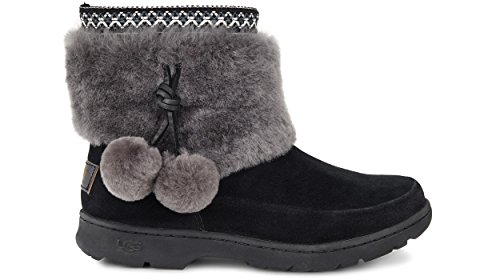 Brie Boot Womens Rain Black UGG Xvw5q