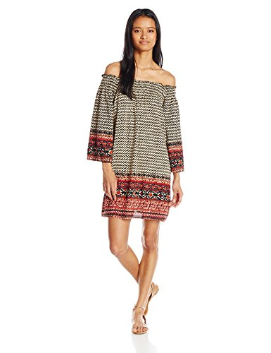 Angie-Womens-Off-the-Shoulder-Dress