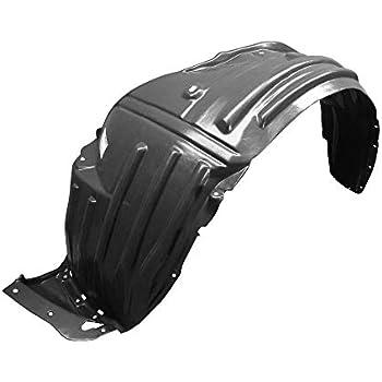 KA LEGEND Front Driver Left Side Fender Liner Inner Panel Splash Guard Shield for Pilot 2003-2005 74151S9VA00 HO1248118