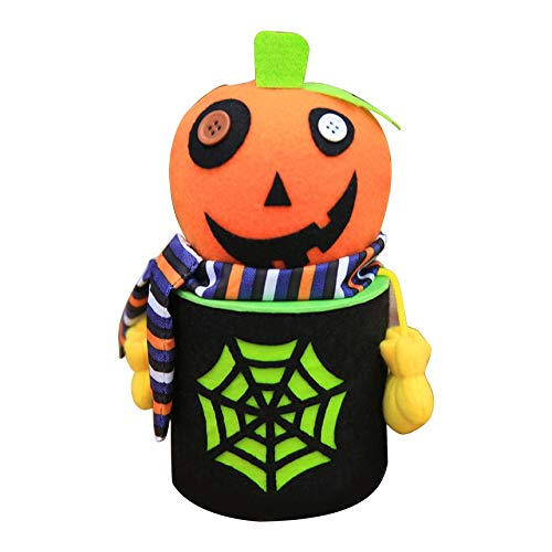 Halloween Cobweb Candy Snack Bags Cookie Food Storage Boxes Unique Gift Boxes multi-color]()