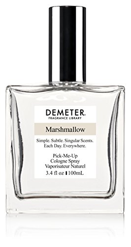Demeter Cologne Spray Marshmallow, 3.4 (Marshmallow Cologne Spray)