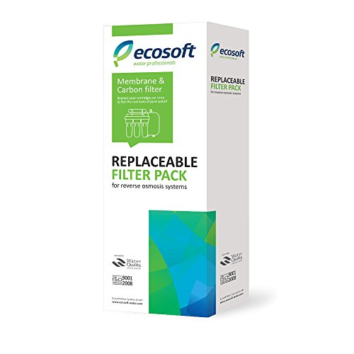 Ecosoft Replaceable filter pack for RO systems (4-5 stages)