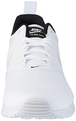 Mehrfarbig black Max Air white Laufschuhe Tavas White Nike Herren wqCn64xqX