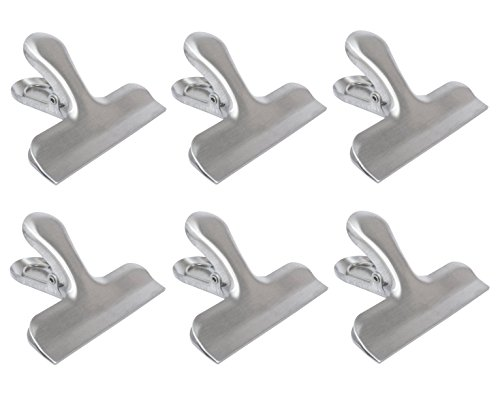 Chip Bag Clip Stainless 3 inches