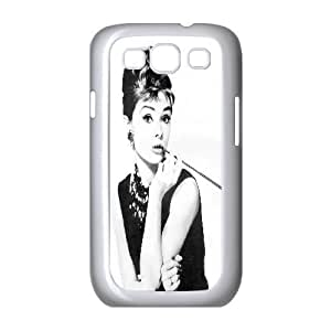 Custom High Quality WUCHAOGUI Phone case Movie & TV Super Star Audrey Hepburn Protective Case For Samsung Galaxy S3 - Case-18