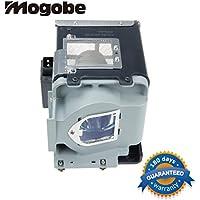 Mogobe Replacement Projector Bulb / lamp In Housing Fit Mitsubishi VLT-XD560LP VLTXD560LP XD560U XD550U XD365-EST XD360-EST WD570 WD390U-EST WD385U-EST WD380-EST VLT-XD560LP