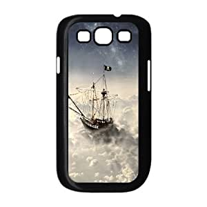 Way to Dreamland Samsung Galaxy S3 Case, Samsung Galaxy S 3 Case Women Girls Stevebrown5v - Black