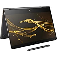 HP Spectre x360 - 13t Touch Stylus(16GB RAM, 1TB SSD, 7th Gen. Intel i7-7500U, Windows Ink) 2-in-1 Convertible 13.3 Tablet Kaby Lake Touchscreen Bang & Olufsen Thunderbolt 3 Gyroscope - Dark Ash