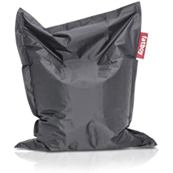 fatboy junior dark grey - Fatboy Bean Bag