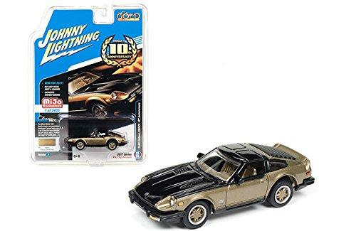 1980 Datsun 280ZX Nissan 280Z Gold/Black