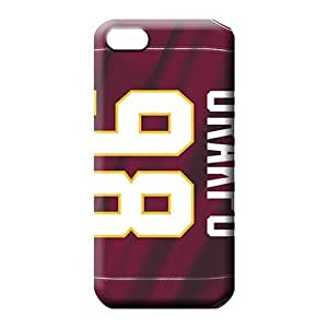diy zhengiPhone 6 Plus Case 5.5 Inch case Snap series phone carrying cases washington redskins nfl football