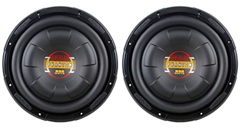 10 inch subwoofer low profile - 6