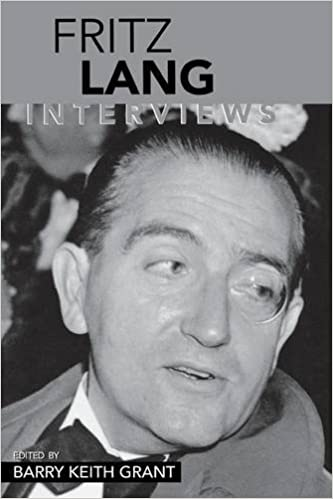 Fritz Lang: Interviews (Conversations with Filmmakers