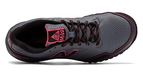 5 Balance 589 Grey Shoe Composite New Training pink Toe 6 Women's dqT8At6w