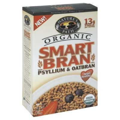 Nature's Path Smartbran Cereal (6x10.6 Oz) by Nature's - Cereal Ounce 10.6