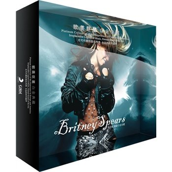 Britney Spears The Best Collection 4CD+2DVD