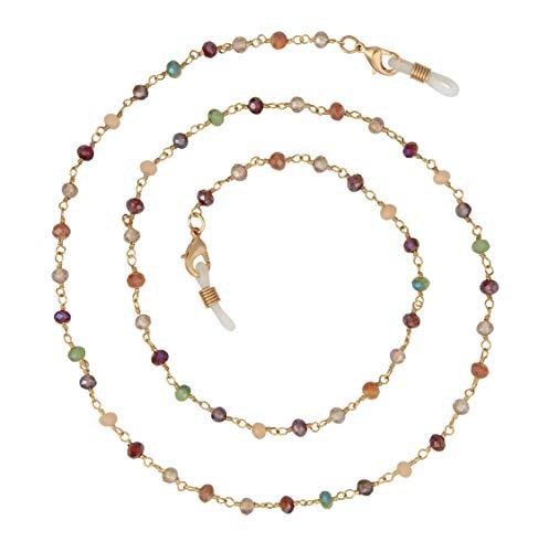 Beaded Eyeglass Chain For Women, Eyeglass Chain, Glasses Strap, Eyeglass Necklace For Women, Celeste