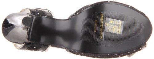 Pinup Couture - zapatos de tacón mujer negro - negro
