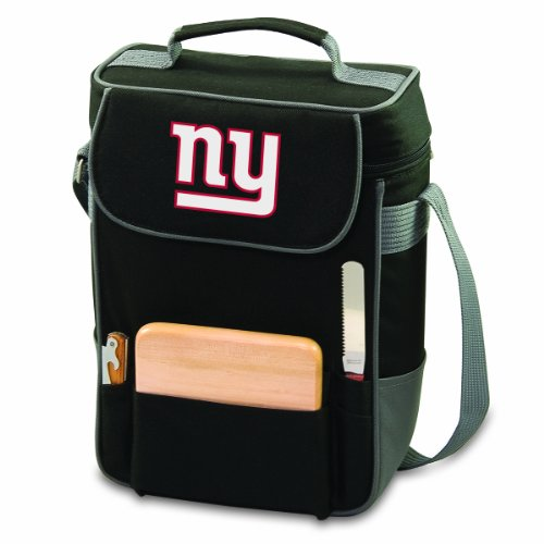 NFL Jacksonville Jaguars Duet Insulated 2-Bottle Wine and Cheese Tote (Duet Tote)