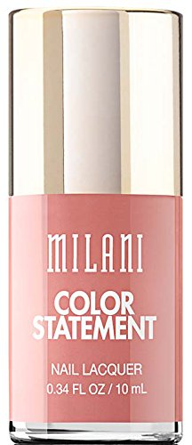 Milani Color Statement Nail Lacquer, Pink Beige, 0.34 Fluid Ounce ()