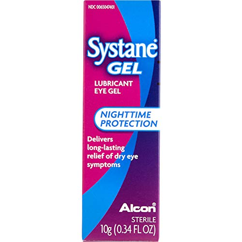 Systane Nighttime Protection Lubricant pack