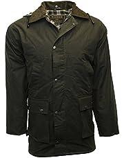Walker and Hawkes - Gewatteerde waxjas voor heren - country kleding/jagen