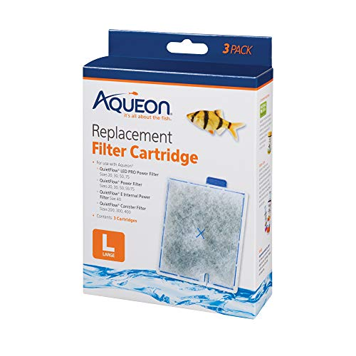 (Aqueon Replacement Filter Cartridges Large (3 Pack))