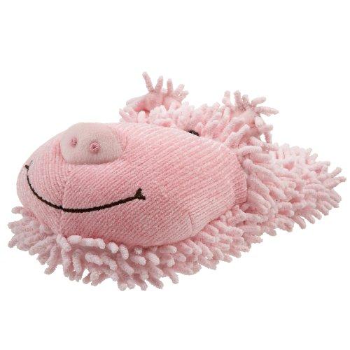 Fuzzy Friends Womens Pig Slipper Pink Dq9CXi3N0