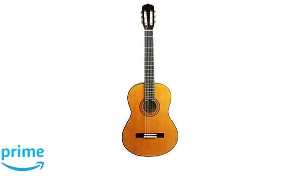 Romanza 7B072 - Guitarra carmen etiqueta azul: Amazon.es: Instrumentos musicales