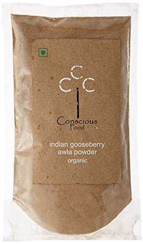 Conscious Food Organic Amla Powder-200g by CONSCIOUS FOOD