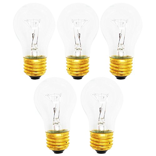 5-Pack Replacement Light Bulb for Part Number PS884734 - Compatible Part Number 8009 Light Bulb ()