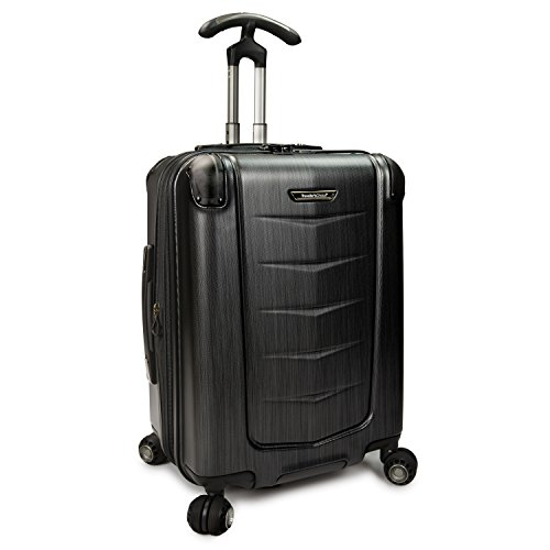 travelers-choice-silverwood-polycarbonate-hardside-expandable-spinner-luggage-case-brush-metal-21-in
