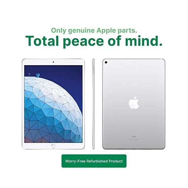 "Apple iPad Air | 10.5"" | 3rd GEN | WI-FI | 64GB | Silver | 2019 | (Renewed) 3"