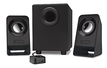 Logitech Multimedia 2.1 Speakers Z213 For Pc & Mobile Devices 1