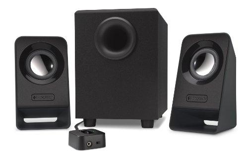 Logitech Z213 7 W 2.1 Channel Speakers